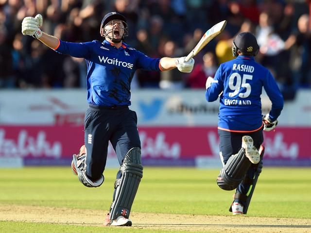 England Win Thrilling Series Against NZ 3-2, Thanks To