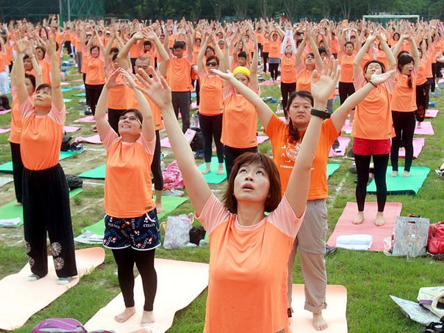 Yoga,Narendra Modi,Rajpath