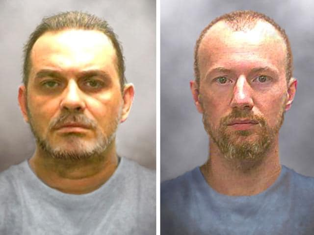 Prison-inmates-Richard-Matt-48-L-and-David-Sweat-35-are-seen-in-a-combination-of-enhanced-pictures-released-by-the-New-York-State-police-showing-how-they-might-look-after-escaping-on-June-6-REUTERS-Photo
