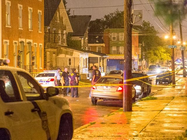 Police-investigate-the-scene-of-a-shooting-along-Ogden-Street-in-Philadelphia-United-States-REUTERS-Photo