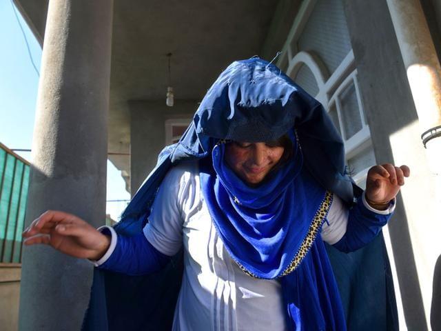 Acid-attack,Kunduz,Taliban