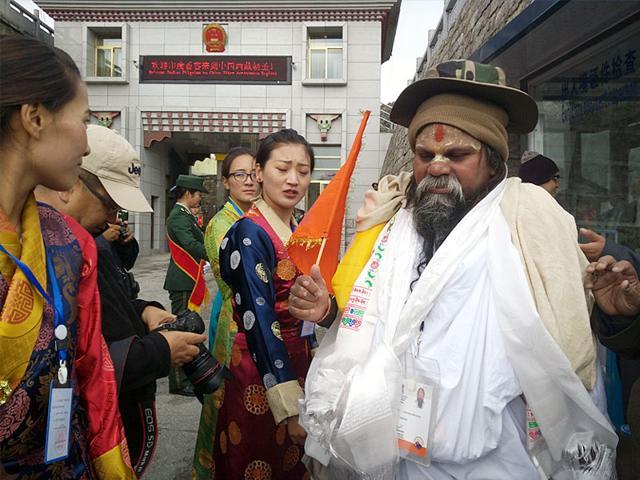 Kailash Mansarovar Yatra,Nathu La,Tibet