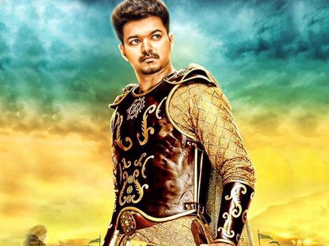 Vijay-in-Puli-poster-Photo-Twitter