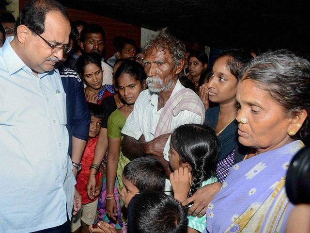 Mumbai hooch tragedy