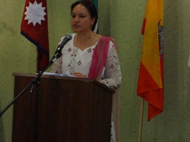 Srinagar,Nyla Ali Khan,Jammu and Kashmir