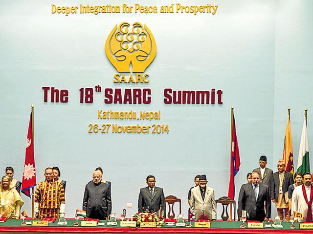 PM-Narendra-Modi-had-revived-the-proposed-Saarc-satellite-at-the-18th-Saarc-summit-in-Kathmandu-in-November-2014-HT-File-Photo