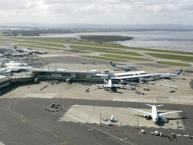 New Zealand,Airports,Radar failure