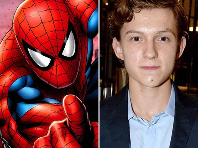 Spiderman,Spiderman villain,Tom Holland