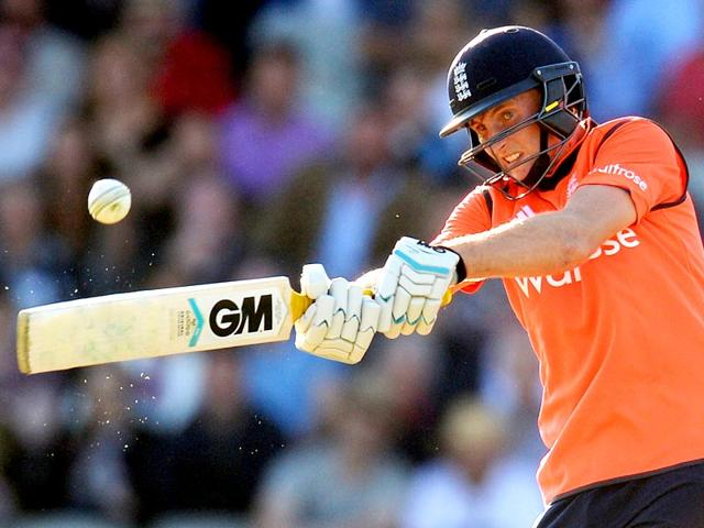 England-s-Joe-Root-hits-a-shot-during-the-International-Twenty20-cricket-match-against-New-Zealand-at-Old-Trafford-cricket-ground-in-Manchester-England-on-June-23-2015-England-won-the-one-off-match-by-56-runs-Reuters-Photo