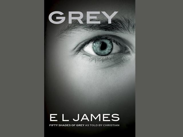 Fifty Shades Of Grey,Grey New Book,Grey El James