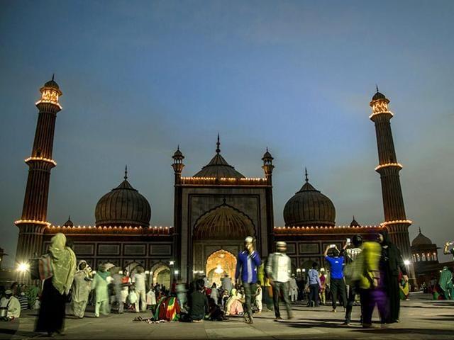 A-file-photo-of-Jama-Masjid-in-New-Delhi-Abhishek-Saha-HT-Photo