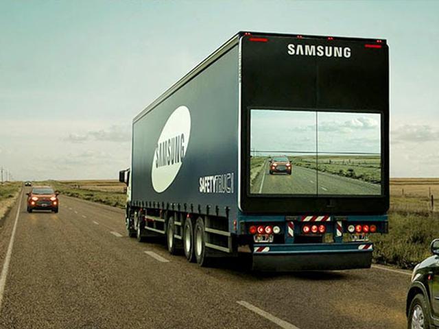 Samsung,Safety truck,Youtube viral videos