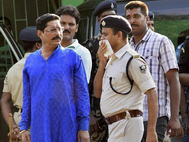JD-U,Anant Singh,murder
