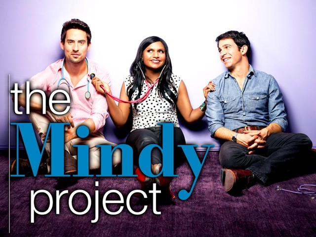 Mindy Kaling,The Mindy Project,Mindy Lahiri