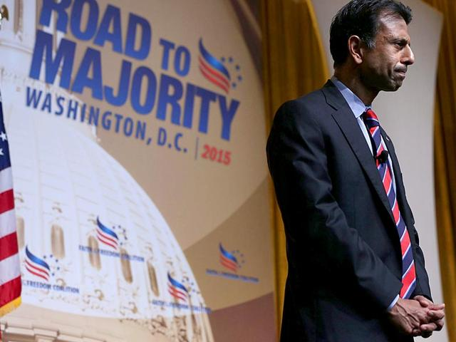 Bobby Jindal,US,US presidential elections