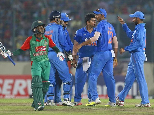 India Vs Bangladesh 2015
