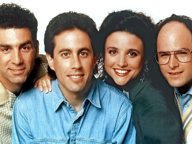 Seinfeld,Hulu,streaming