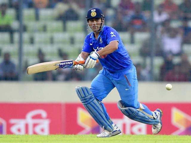 Indian-ODI-skipper-MS-Dhoni-scored-a-composed-69-in-the-third-ODI-against-Bangladesh-in-Mirpur-on-on-June-24-2015-AFP-Photo