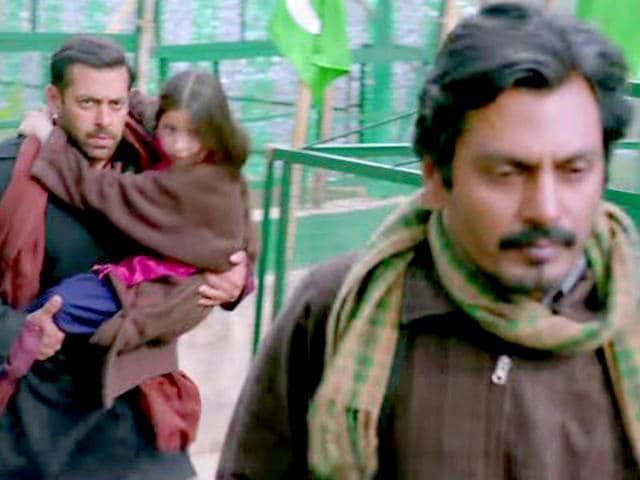 Salman Khan,Bajrangi Bhaijaan,Nawazuddin Siddiqui