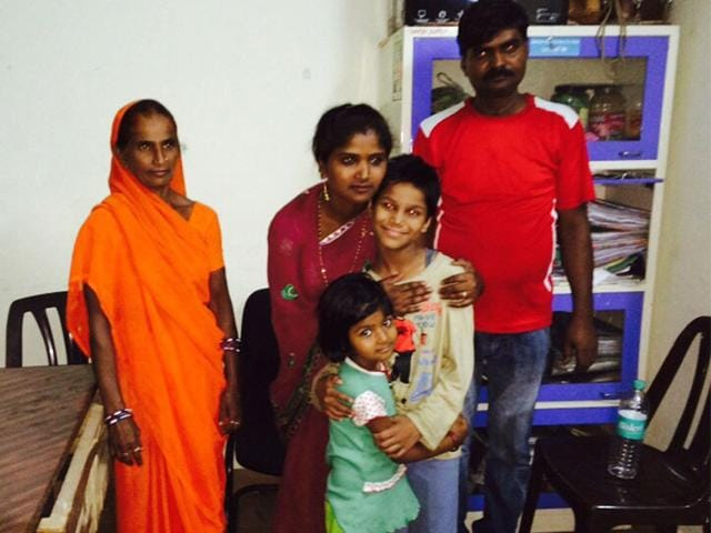 missing boy reunites with family