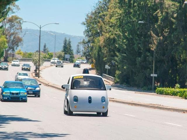 Google Self Driving car,Mountain View,Lexus RX450h