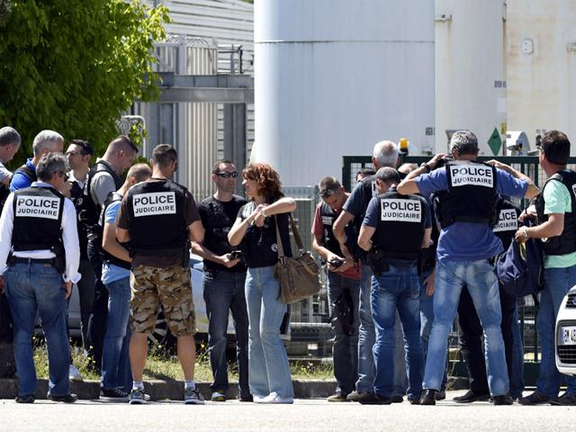 France attack,Islamic State,Islamist flag