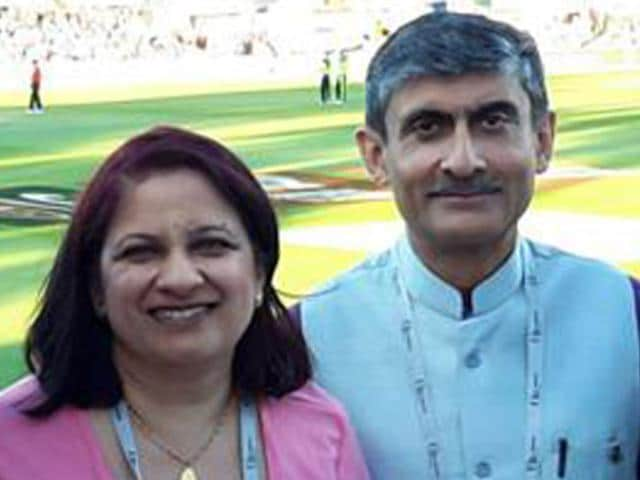 Police-said-a-member-of-staff-at-the-Indian-diplomatic-mission-alleged-he-was-assaulted-by-Sharmila-Thapar-the-wife-of-High-Commissioner-Ravi-Thapar-but-declined-to-lay-a-formal-complaint-Photo-Facebook
