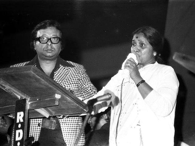 RD-Burman-with-Asha-Bhosle