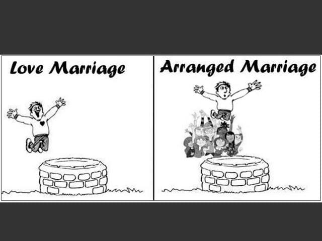 Love Marriage,Arranged Marriage,Sonal Kalra