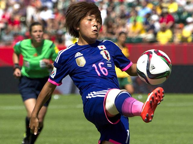 Japan-s-Mana-Iwabuchi-16-in-action-against-Australia-during-the-second-half-of-the-Fifa-Women-s-World-Cup-quarter-final-in-Edmonton-Canada-on-June-27-2015-Iwachi-scored-the-lone-goal-in-Japan-s-1-0-win-AP-Photo