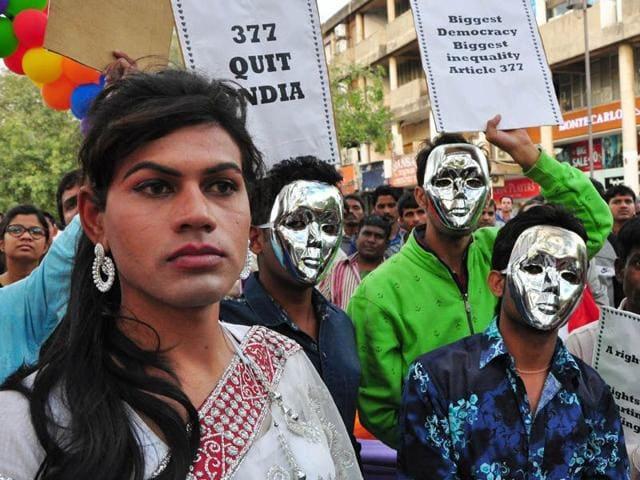 -Members--of-LGBTQ-during-3rd-Chandigarh-Pride-Walk-at-plaza-sector-17-Chandigarh-Karun-Sharma-HT