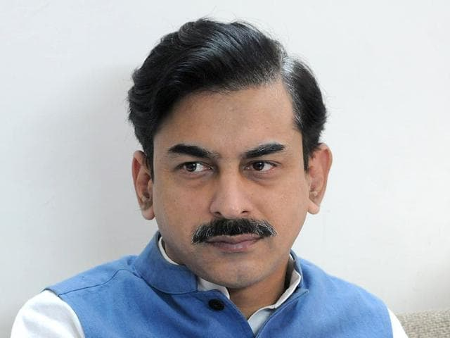 Vineet-Joshi-was-made-the-assistant-media-advisor-about-two-years-ago-HT-Photo