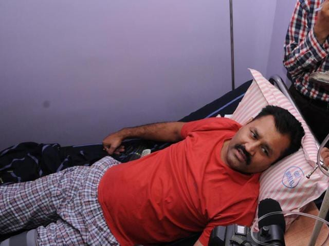 Deputy-superintendent-of-Police-Vikramjeet-Panthe-was-attacked-by-two-unidentified-assailants-on-Saturday-HT-Photo