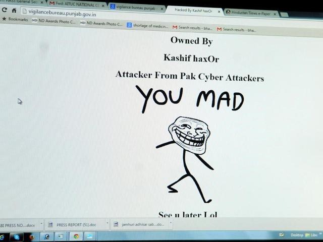 The-hacked-site-of-the-Punjab-vigilance-bureau-HT-Photo