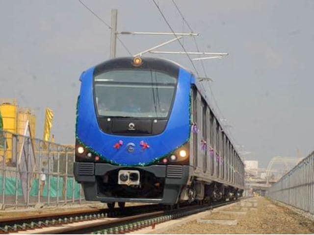 metro,Chandigarh,metro rail project