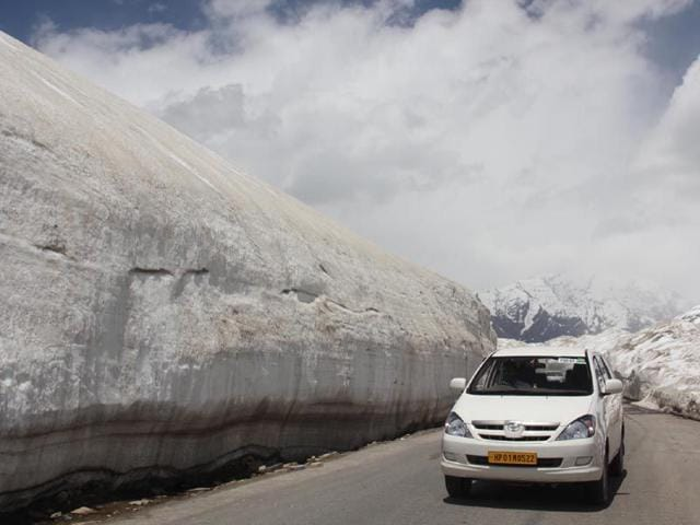 A-road-leading-to-Lahaul-Spiti-HT-Photo