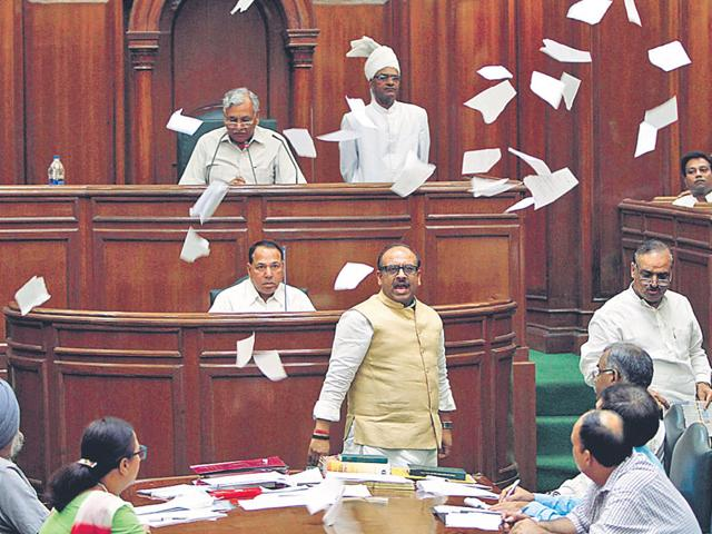 Delhi Assembly,VAT,Aam Aadmi Party