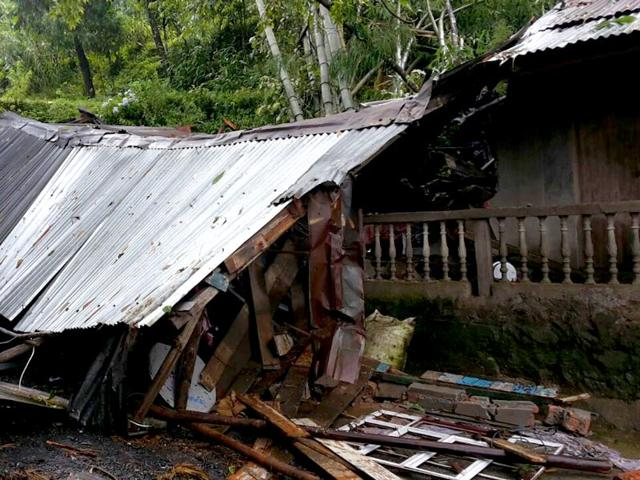 Houses-in-Darjeeling-were-swept-away-by-landslides-which-were-triggered-by-heavy-rainfall-HT-Photo