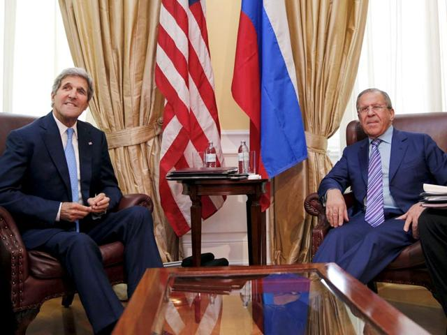 US-Secretary-of-State-John-Kerry-L-met-Russian-Foreign-Minister-Sergey-Lavrov-at-a-hotel-in-Vienna-Austria-With-a-Tuesday-deadline-for-a-final-nuclear-deal-with-the-United-States-and-five-other-major-powers-set-to-be-missed-Iran-s-foreign-minister-said-he-believed-it-was-possible-to-get-an-agreement-Reuters-Photo