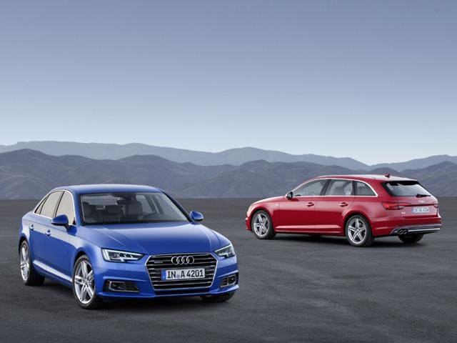 Audi A4,A4 Avant,Matrix