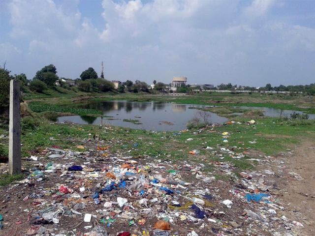 Bijalpur lake,conservation of lake,safeguarding the heritage