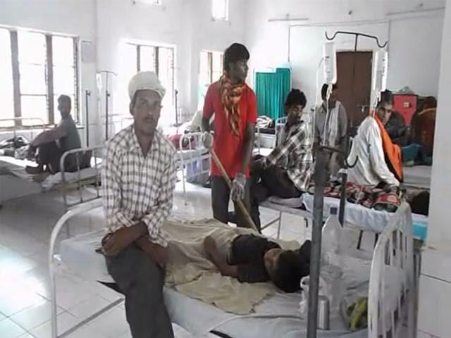 children die of food poisoning