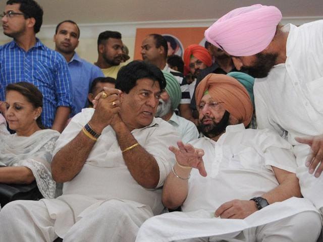 Amarinder terms state tour as roadmap for 2017 polls