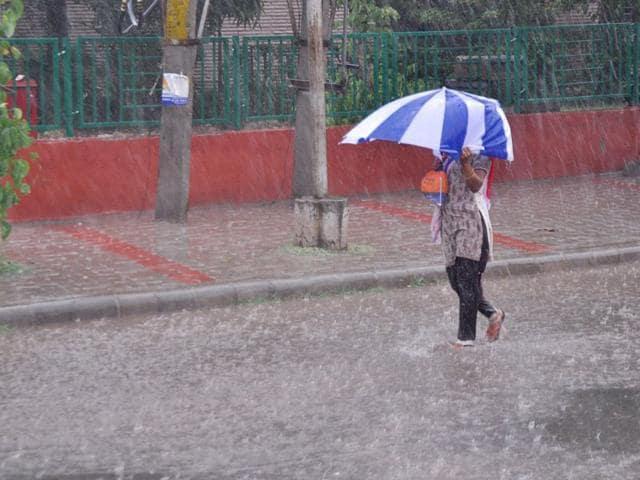 mumbai rains,monsoon,IMD