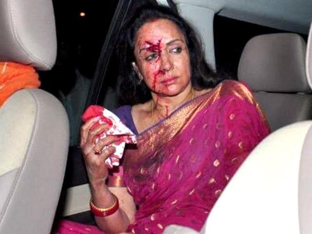Bharatiya-Janata-Party-MP-and-actor-Hema-Malini-sustained-injuries-in-a-car-accident-in-Dausa-HT-Photo