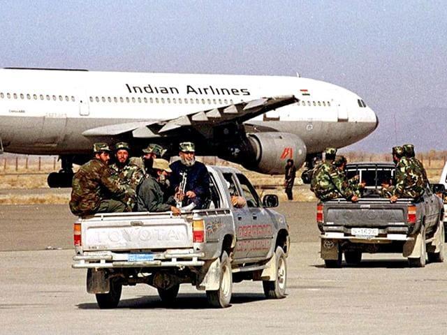 Kandahar hijack,former RAW chief AS Dulat,IC 814 plane