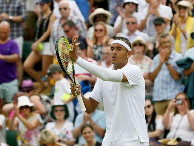 Nick-Kyrgios-of-Australia-celebrates-after-winning-his-third-round-men-s-singles-match-against-Milos-Raonic-of-Canada-in-the-Wimbledon-Tennis-Championships-in-London-on-July-3-2015-Reuters-Photo