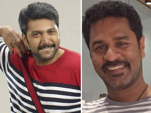 Tamil-actor-Jeyam-Ravi-has-just-delivered-a-hit-Romeo-Juliet-while-Prabhudeva-has-been-busy-working-in-Bollywood-as-an-actor-director-JeyamRaviofficial-facebook-PrabhuDevaOfficial-Facebook