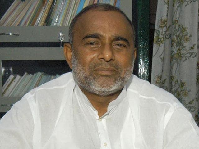Former-Bihar-minister-Ejaz-ul-Haq-HT-Photo