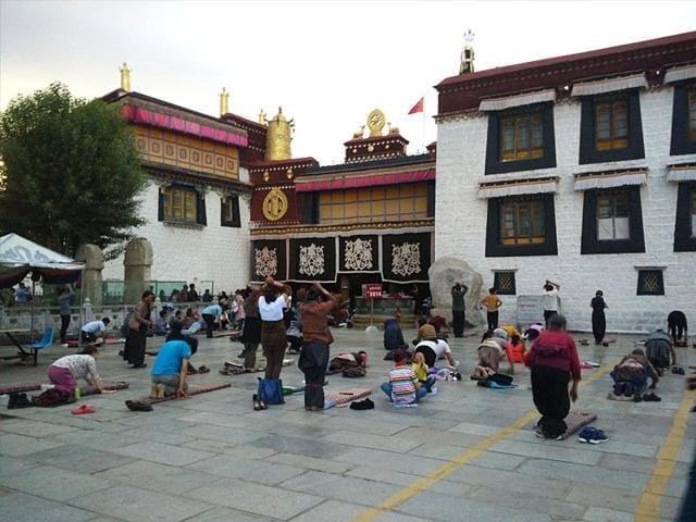 Tibet,Dalai Lama,Potala Palace